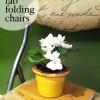 fab folding chairs