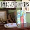 covered binders