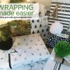 easy & cute gift wrapping
