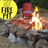 make your own fire pit