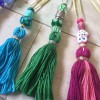 tassel bookmark